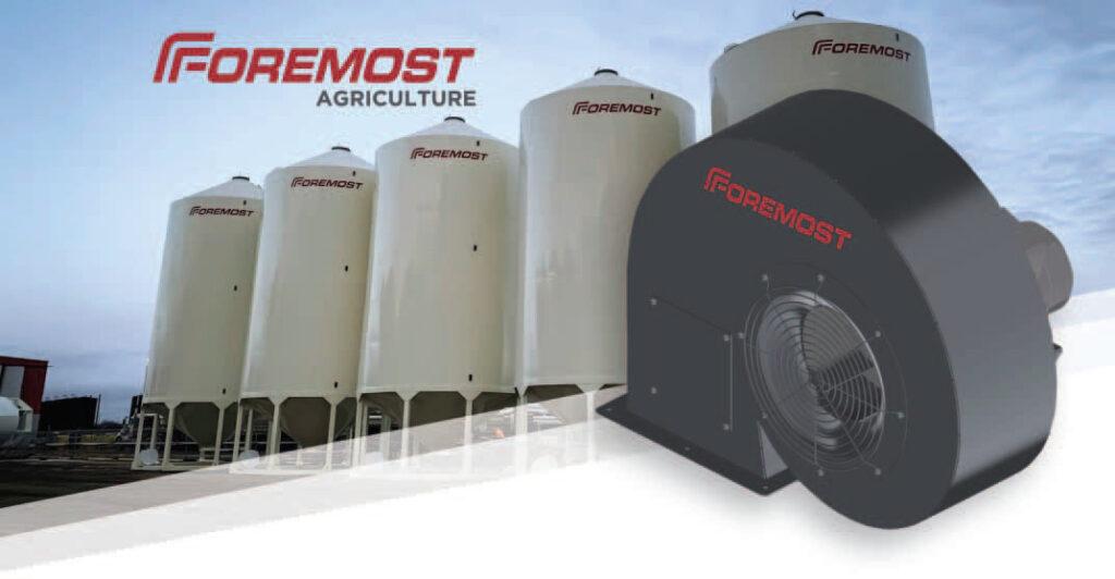 Foremost FORCE 360 Grain and Fertilizer Bin Fan